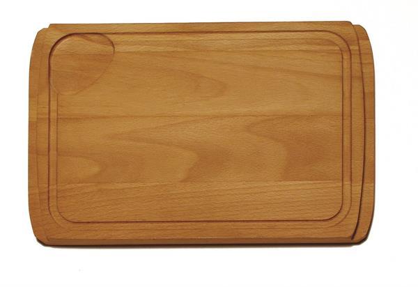ALVEUS deska do krojenia drewniana drewno bukowa
