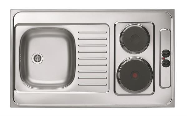 ALVEUS COMBI ELECTRA 100 zlewozmywak z wbudowaną kuchenką