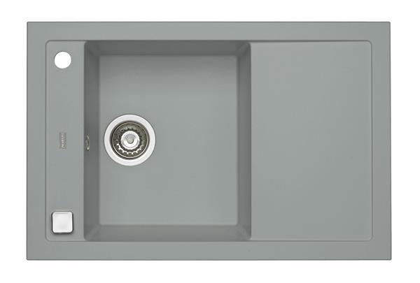 ALVEUS FORMIC 30 zlewozmywak granitowy beton